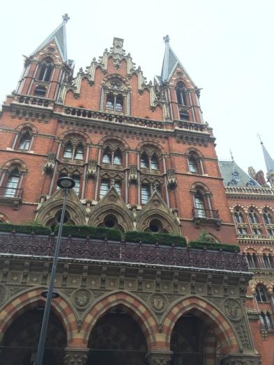 St. Pancras Railway Station